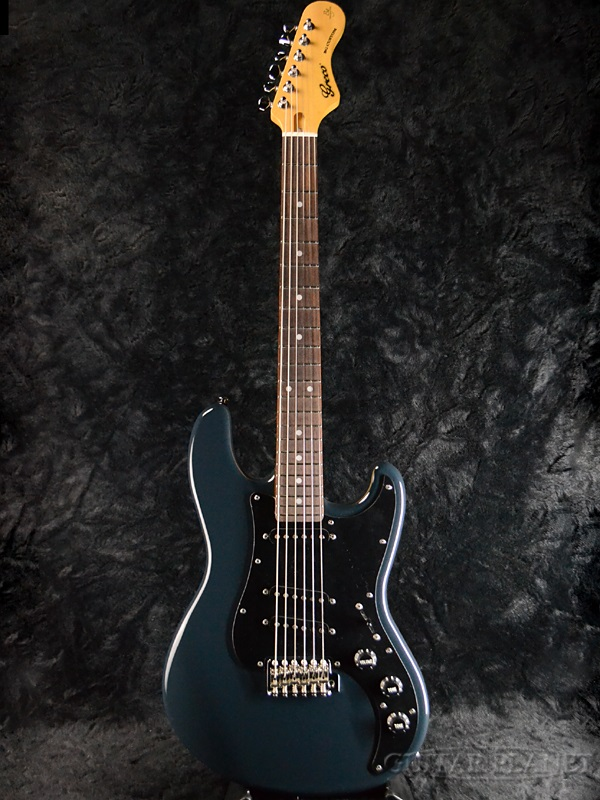 Greco BG-CUSTOM -Midnight Blue- 新品[グレコ][国産][ブギーカスタム][ミッドナイトブルー,青][エレキギター,Electric Guitar]