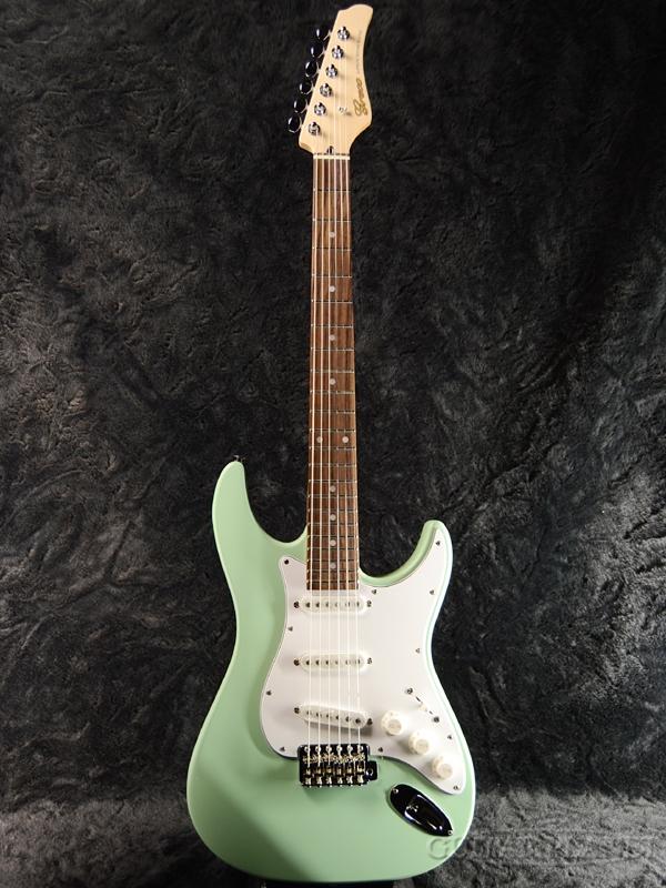 【限定カラー】Greco WS-STD 山葵/Rosewood 新品 [グレコ][国産][Green,グリーン,緑][Stratocaster,ST,ストラトキャスタータイプ][Electric Guitar,エレキギター]
