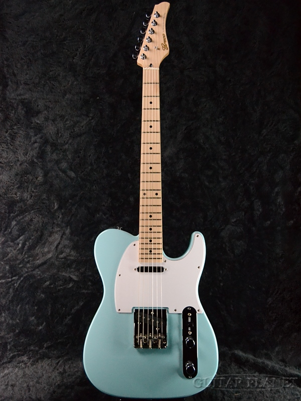 Guitar Planet Greco Wst Std Sky Blue Maple New Article Greco