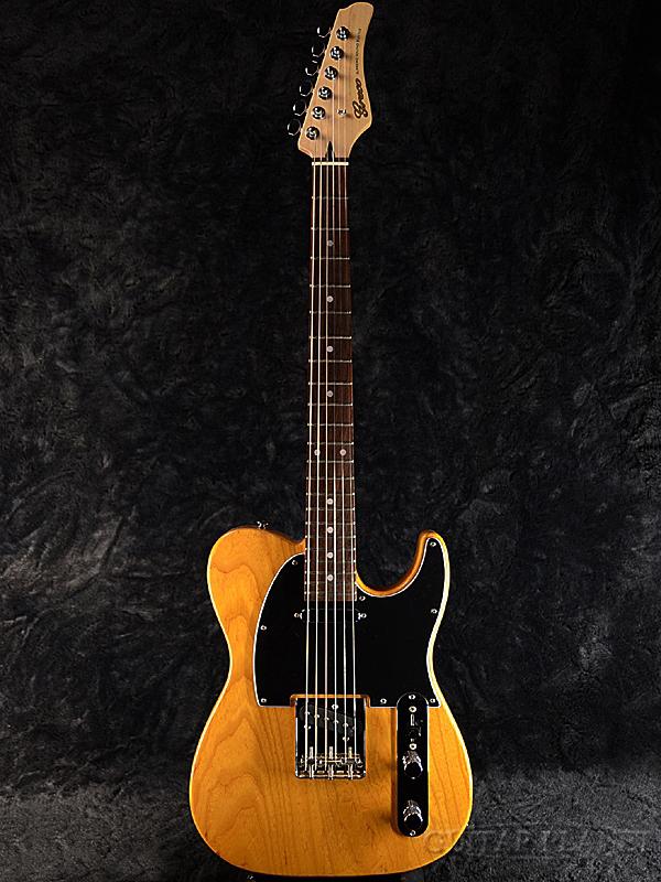 【ERNIE BALL4点セット付】Greco WST-STD ASH Vintage Natural 新品[グレコ][国産][ナチュラル][Telecaster,TL,テレキャスタータイプ][Electric Guitar,エレキギター]