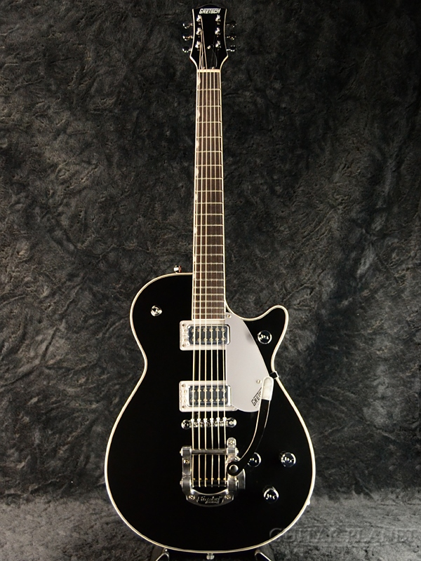 Gretsch G5230T Electromatic Jet FT Single-Cut with Bigsby-Black- 新品[グレッチ][ブラック,黒][ホロウ/セミホロウ][Electric Guitar,エレキギター]