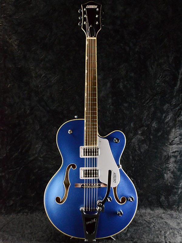 Gretsch Electromatic G5420T Hollow Body Single-Cut with Bigsby Fairlane Blue 新品[グレッチ][エレクトロマチック][ビグズビー][ブルー,青][セミアコ/フルアコ][Electric Guitar,エレキギター]