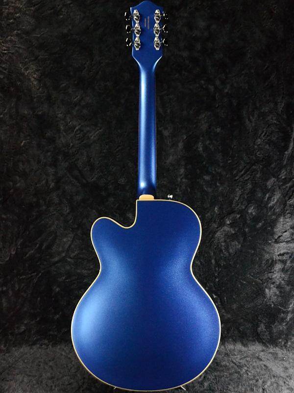 【送料無料】GretschElectromaticG5420THollowBodySingle-CutwithBigsbyFairlaneBlue新品[グレッチ][エレクトロマチック][ビグズビー][ブルー,青][セミアコ/フルアコ][ElectricGuitar,エレキギター]