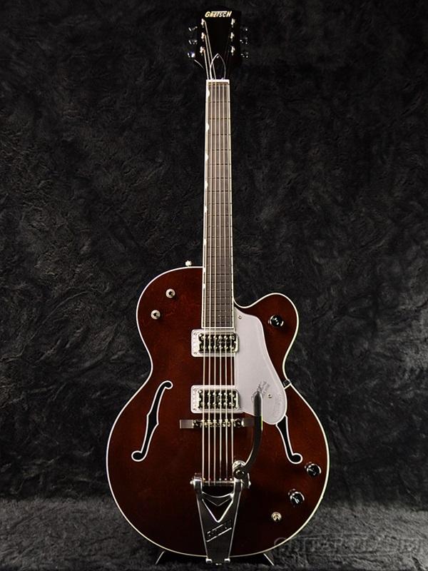 Gretsch G6119-1962FTPB Chet Atkins Tennessee Rose 新品 ウォルナットステイン[グレッチ][チェットアトキンス][テネシーローズ][フルアコ/ホロウ][Walnut Stain,茶色][エレキギター,Electric Guitar]