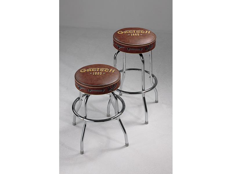 Gretsch Bar Stool 1883 組立式 30インチ(76cm) 新品[グレッチ][組み立て式椅子,イス][バースツール][アクセサリー]