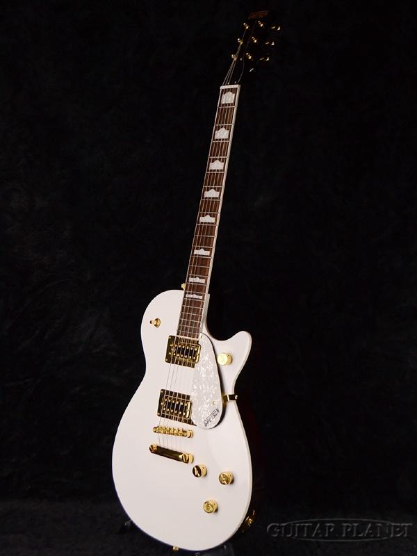 Gretsch 鼓风机 G5430G FSR 临射流全新 [Gretsch] 和电磁小鸡 [项目] [白色,白色,白色,电吉他,电吉他