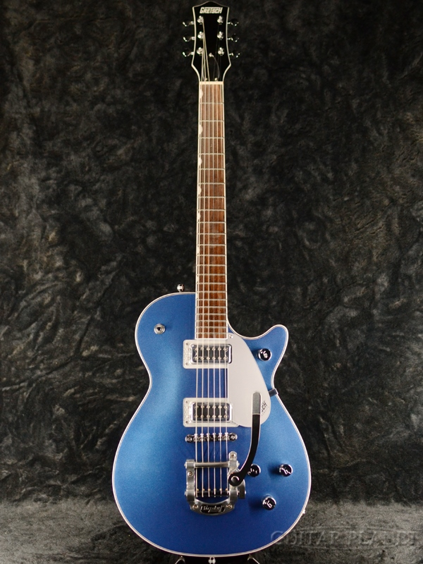 Gretsch G5230T Electromatic Jet FT Single-Cut with Bigsby Aleutian Blue 新品[グレッチ][ブルー,青][ホロウ/セミホロウ][Electric Guitar,エレキギター]
