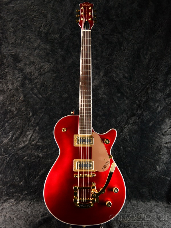 Gretsch Electromatic G5435TG Limited Edition Pro Jet with Bigsby Candy Apple Red 新品[グレッチ][エレクトロマチック][プロジェット][キャンディアップルレッド,赤][Electric Guitar,エレキギター]