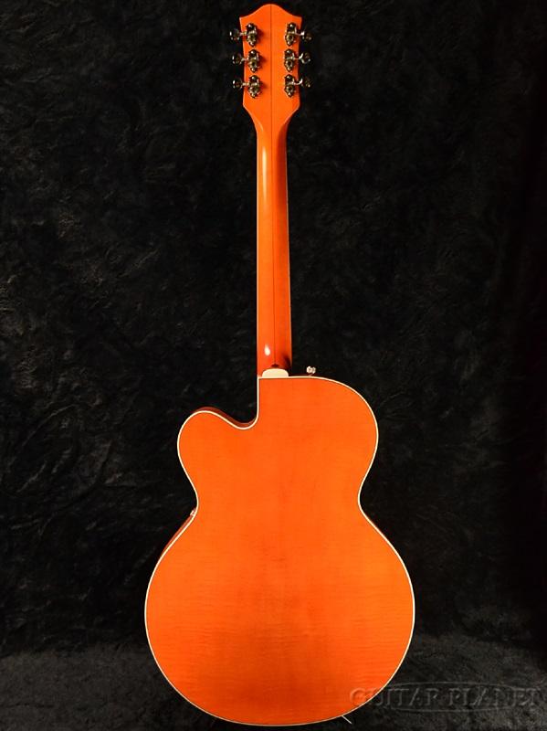 Gretsch FSR G6120-1959LQ SP Chet Atkins Hollow Body-Vintage Orange Stain-Orange brand new [Gretsch] [Chet Atkins, hollow body] [electric guitar, Electric Guitar, [flak] [Orange]