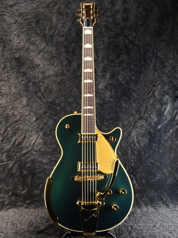 Gretsch G6128T-57 Vintage Select Edition '57 Duo Jet 新品 Cadillac Green Metallic[グレッチ][デュオジェット][グリーン,緑][Electric Guitar,エレキギター]
