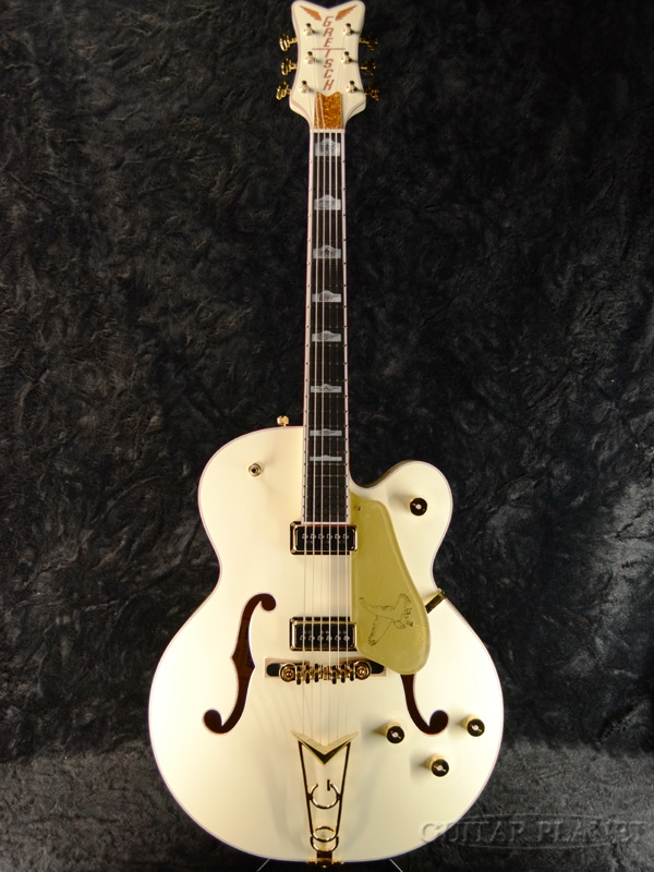 Gretsch G6136-55 VS Vintage Select Edition '55 Falcon 新品[グレッチ][ホワイトファルコン][Bigsby,ビグスビー][白][Electric Guitar,エレキギター]