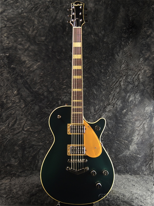 Gretsch G6228 Players Edition Jet BT with V-Stoptail -Cadillac Green- 新品[グレッチ][キャデラックグリーン,緑][Electric Guitar,エレキギター]