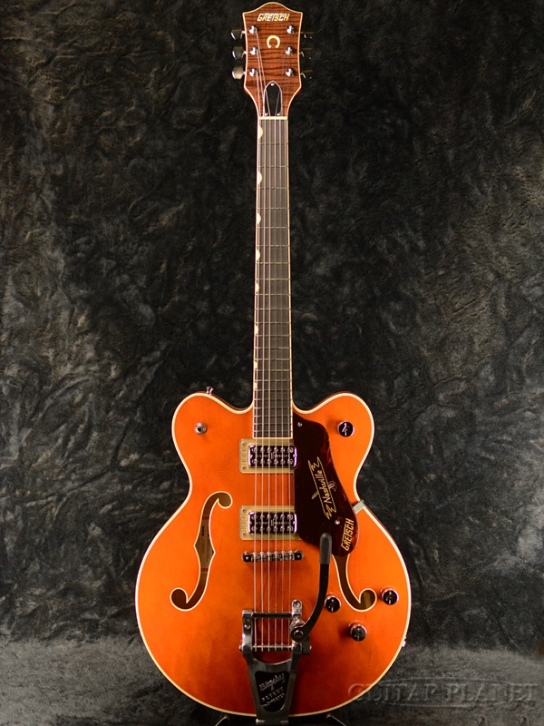 Gretsch G6620T Players Edition Nashville Center Block Double-Cut,-Round-Up Orange- 新品[グレッチ][ナッシュビル][Bigsby,ビグスビー][オレンジ][Electric Guitar,エレキギター]
