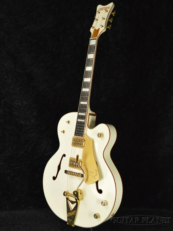 新 Gretsch G7593 白色猎鹰我