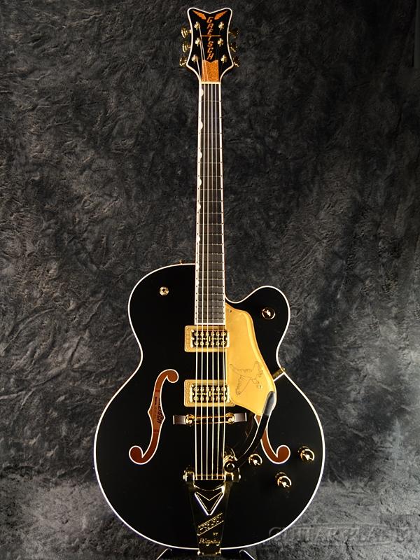Gretsch G6136T-BLK Players Edition Falcon -Black- 新品[グレッチ][ファルコン][Bigsby,ビグスビー][ブラック,黒][Electric Guitar,エレキギター]