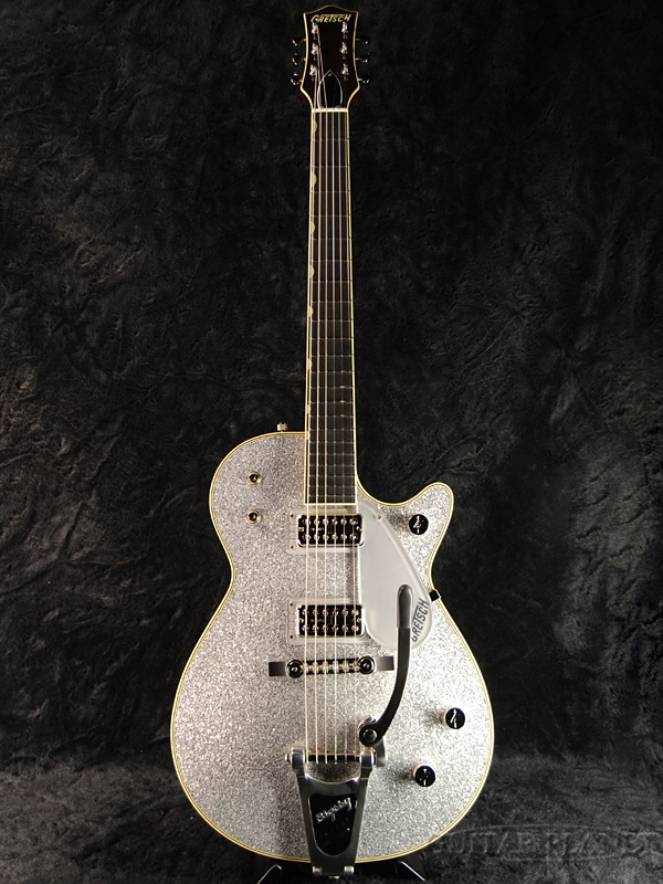 Gretsch G6129T-59 Vintage Select '59 Silver Jet -Silver Sparkle- 新品 シルバースパークル[グレッチ][ジェット][Bigsby,ビグスビー][Electric Guitar,エレキギター]