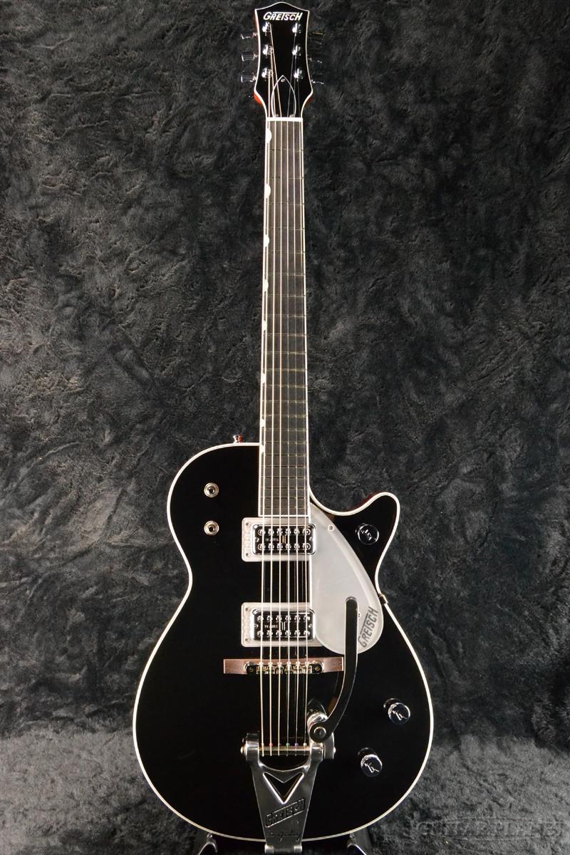 Black 【アウトレット大特価】Gretsch G6128T-TVP Jet Power 新品[グレッチ][パワージェット][TVJonesピックアップ][black,黒][エレキギター,Electric Guitar] /