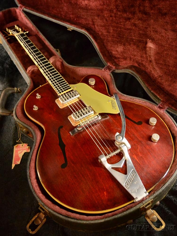 【中古】Gretsch PX6122 Chet Atkins Country Gentleman 1961年製[グレッチ][カントリージェントルマン][チェット・アトキンス][フルアコ/ホロウ][Electric Guitar,エレキギター]【used_エレキギター】