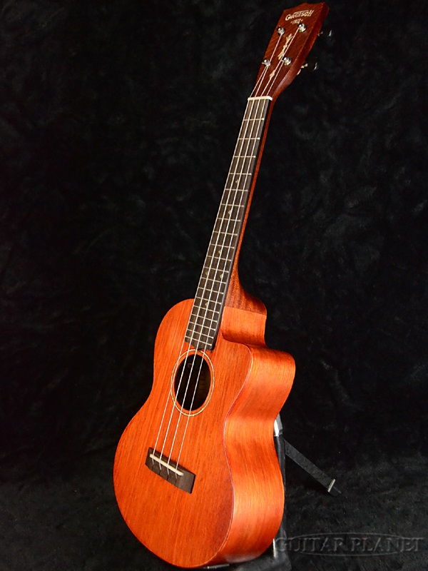 guitar planet gretsch roots collection g9121 tenor a c e ukulele brand new tenor ukulele. Black Bedroom Furniture Sets. Home Design Ideas