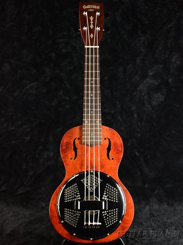 Gretsch G9112 G9112 Gretsch 新品 リゾネーター[グレッチ][Resonator][Natural,木目,杢][mahogany、マホガニー][Concert,コンサートサイズ], あきばお:dc4e7854 --- sunward.msk.ru