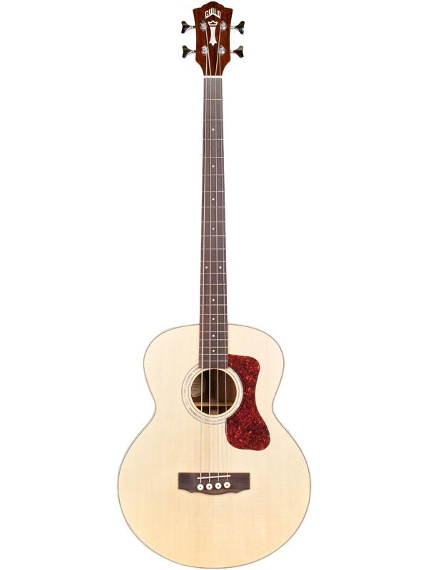 Guild B-140E 新品[ギルド][B140E][Natural,ナチュラル][Fishmanピックアップ搭載][Acoustic Bass,アコースティックベース,アコベ]
