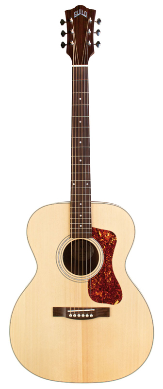 Guild OM-240E -The Westerly Collection- 新品 NAT[ギルド][ピックアップ搭載][Natural,ナチュラル][Electric Acoustic Guitar,アコースティックギター,エレアコ][OM240E]