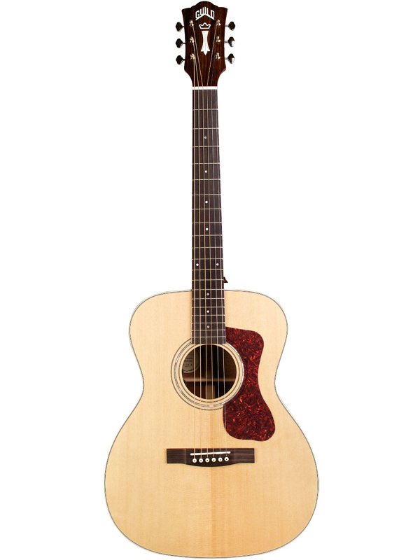 Guild OM-140E -The Westerly Collection- 新品 NAT[ギルド][ピックアップ搭載][Natural,ナチュラル][Acoustic Guitar,アコースティックギター,Folk Guitar,フォークギター][OM140E]