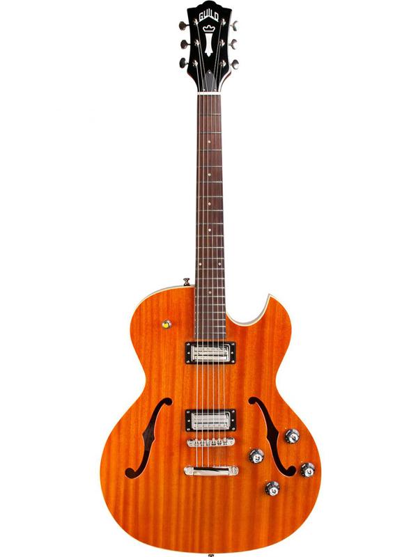 Guild STARFIRE II ST / NAT 新品[ギルド][Natural,ナチュラル,木目][Electric Acoustic Guitar,アコースティックギター,エレアコ][Electric Guitar,エレキギター]