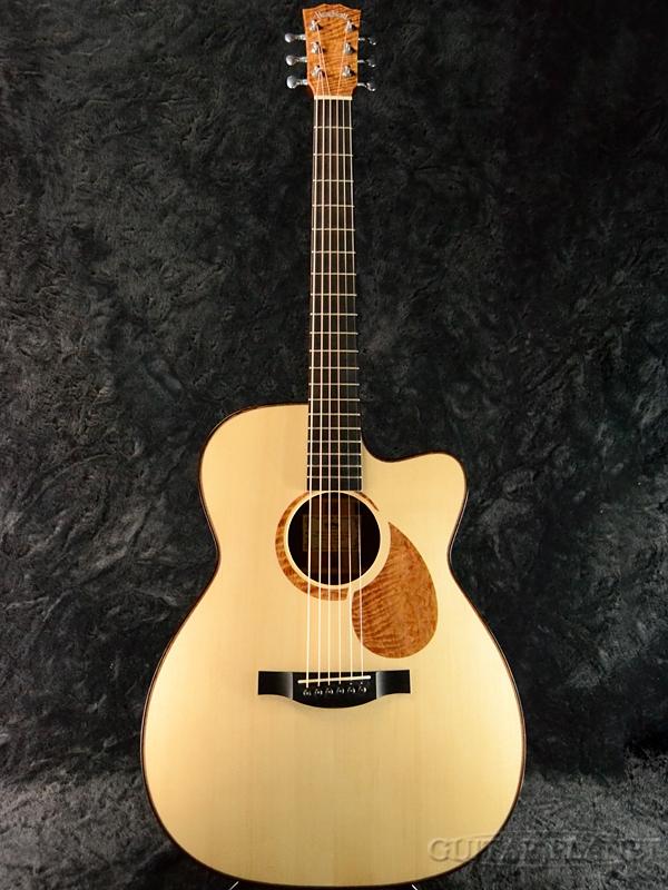 Headway Custom Shop HC-CONCEPT #Y35 ~Build by M.Yasui~ 新品[ヘッドウェイカスタムショップ][安井雅人氏][国産][Natural,ナチュラル][Acoustic Guitar,アコースティックギター,アコギ,Folk Guitar,フォークギター]