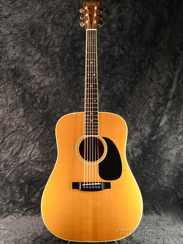 【中古】Headway HD-407 1980年代製[ヘッドウェイ][国産][Acoustic Guitar,アコースティックギター,Folk Guitar,フォークギター]【used_アコースティックギター】