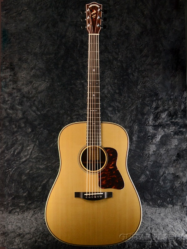 Headway Standard Series HD-528/STD 新品[ヘッドウェイ][国産][スタンダード][Spruce,スプルース][Acoustic Guitar,アコースティックギター,アコギ,Folk Guitar,フォークギター]