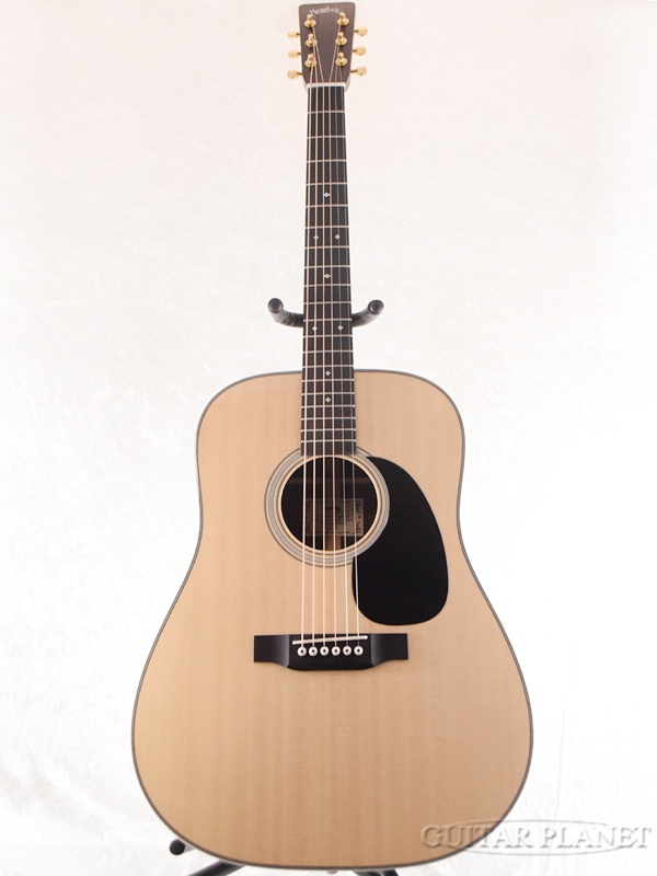 Headway Custom Shop HD-115FS #Y41~Build by M.Yasui~ 新品[ヘッドウェイカスタムショップ][安井雅人氏][国産][Natural,ナチュラル][Acoustic Guitar,アコースティックギター,アコギ,Folk Guitar,フォークギター]