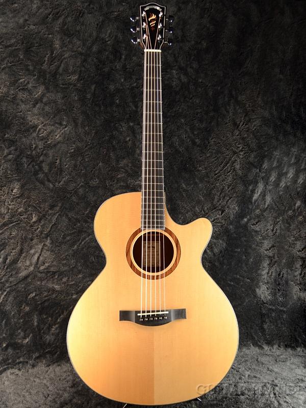 Headway Japan Tune-up Series HSJ-5085SE Natural 新品[ヘッドウェイ][ジャパンチューン][ピックアップ搭載][Acoustic Guitar,アコギ,アコースティックギター,Folk Guitar,フォークギター]