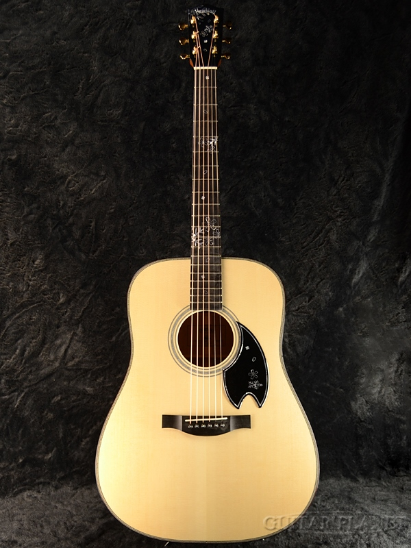 Headway Aska Team Build HD-Fuyuzakura '19/ATB 新品[ヘッドウェイ][国産][飛鳥チームビルド][冬桜,さくら][Acoustic Guitar,アコースティックギター,アコギ,Folk Guitar,フォークギター]