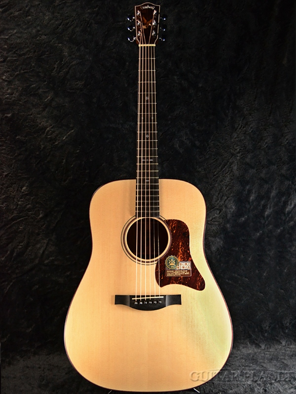 Headway Aska Team Build HD-503 A,S/ATB 新品[ヘッドウェイ][Natural,ナチュラル][Acoustic Guitar,アコギ,アコースティックギター,Folk Guitar,フォークギター]
