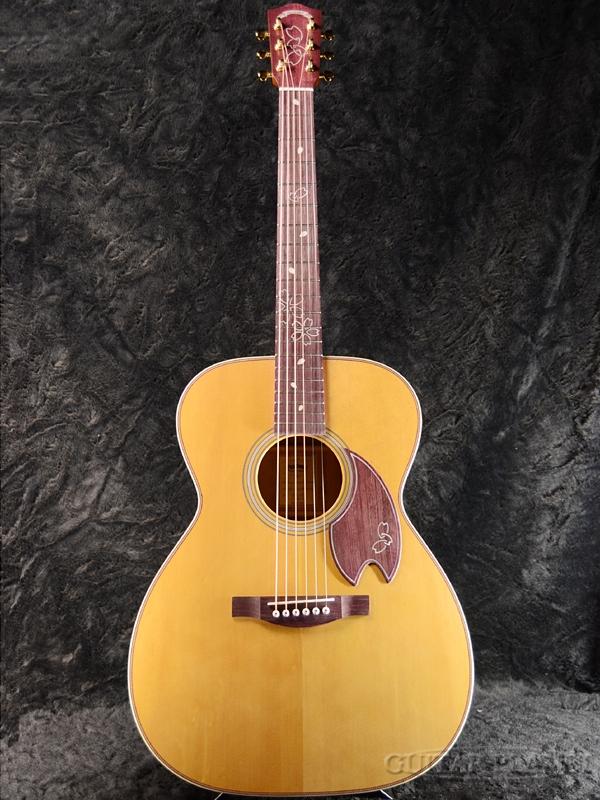 【現地選定品】Headway Standard Series HF-SAKURA DX/STD 【限定10本!】新品[ヘッドウェイ][国産][桜,さくら][Acoustic Guitar,アコースティックギター,アコギ,Folk Guitar,フォークギター]