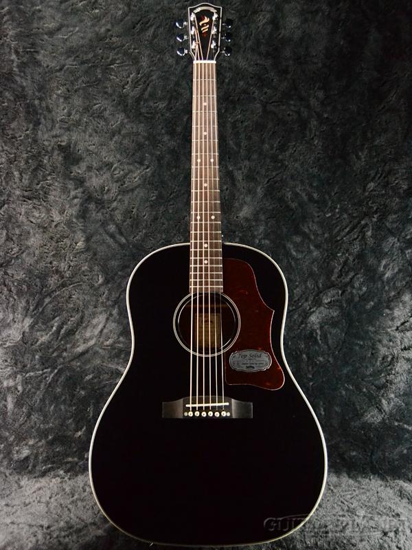 Headway Japan Tune-up Series HJ-5080SE Black 新品[ヘッドウェイ][ジャパンチューン][ブラック,黒][エレアコ][Acoustic Guitar,アコギ,アコースティックギター,Folk Guitar,フォークギター]