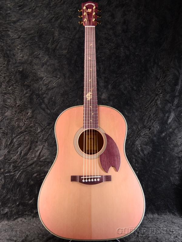 【楽器フェア展示個体】Headway Standard Series HJ-SAKURA / STD ~Sakura Pink Burst~ 新品[ヘッドウェイ][国産/日本製][Acoustic Guitar,アコースティックギター,アコギ,Folk Guitar,フォークギター]