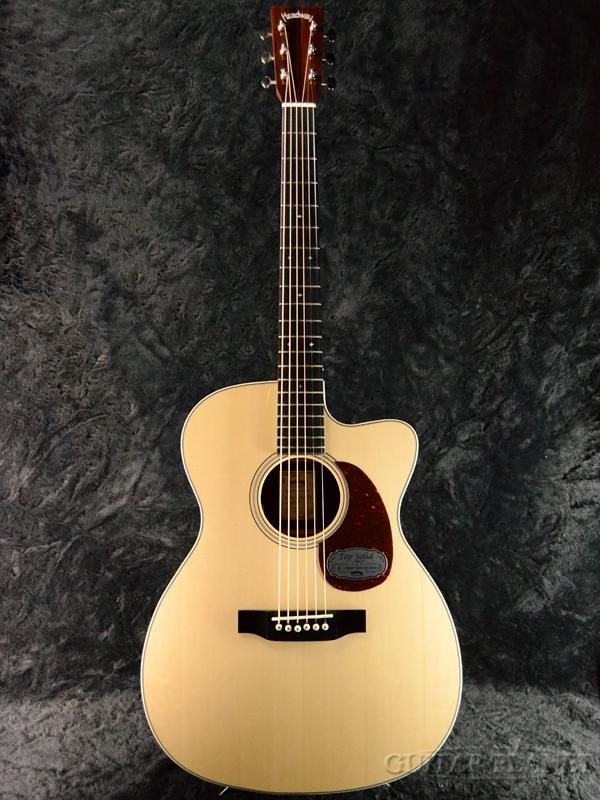 Headway Japan Tune-up Series HOC-V090SE/ME #JT180353 新品[ヘッドウェイ][ジャパンチューン][Natural,ナチュラル][Acoustic Guitar,アコギ,アコースティックギター,Folk Guitar,フォークギター]
