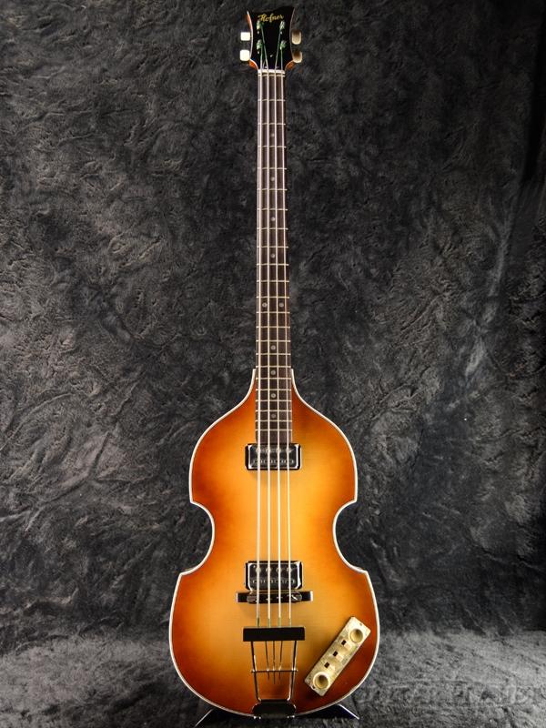 【35%OFF】 Hofner 500/1 History Vintage 62 World 62 History 500/1 Premium 3rd -Sunburst- 新品[ヘフナー][サンバースト][Beatles,ビートルズ][ポールマッカートニー][Violin Bass,バイオリンベース], Silk de Smile:7e959889 --- online-cv.site