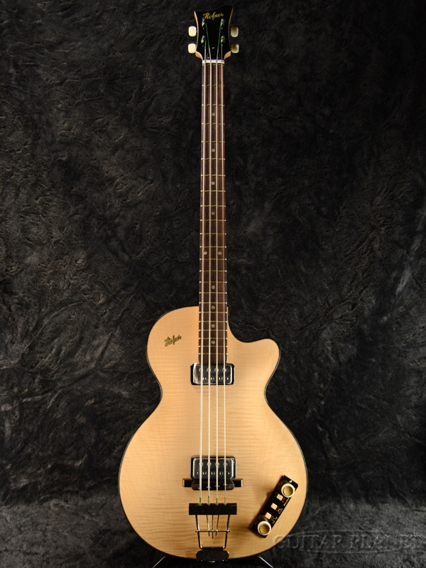 【中古】Hofner Limited 500/2 Club Bass -Natural-[ヘフナー][Violin Bass,バイオリンベース][ナチュラル][Electric Bass,エレキベース]【used_ベース】