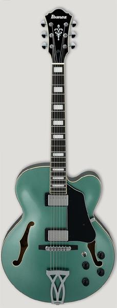 Ibanez AF75 Olive Metallic 新品 [アイバニーズ][セミアコ][オリーブメタリック][Electric Guitar,エレキギター]