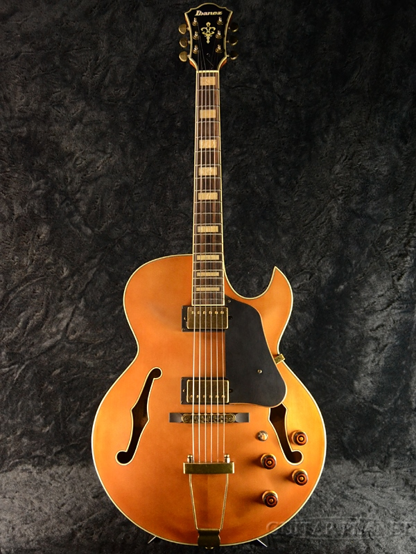 Ibanez Artcore Expressionist Vintage AKJV95 ''DAL (Dark Amber Low Gloss)'' 新品[アイバニーズ][Electric Guitar,エレキギター]