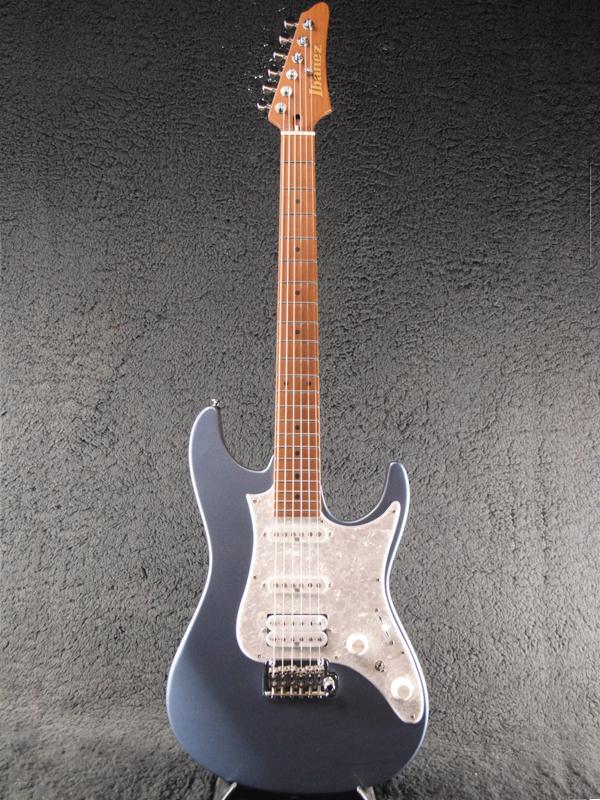 Ibanez Prestige AZ2204 -ICM- Made In Japan 新品[アイバニーズ][国産][Ice Blue Metallic,アイスブルーメタリック,青][Stratocaster,ストラトキャスタータイプ][Electric Guitar,エレキギター]