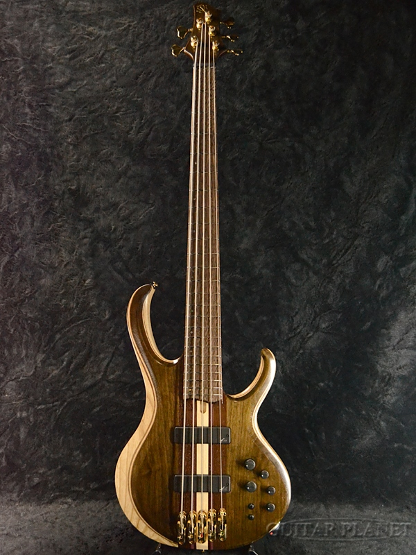 Ibanez Premium BTB1825 -Natural Low Gloss- 新品[アイバニーズ][ナチュラルローグロス][5弦,5 strings][Electric Bass,エレキベース]