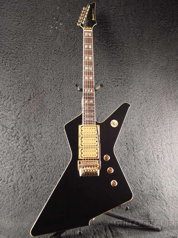 【中古】Ibanez DT555 Destroyer II -Black- 1984年製[アイバニーズ][デストロイヤー2][ブラック,黒][Explorer,エクスプローラータイプ][Electric Guitar,エレキギター]【used_エレキギター】