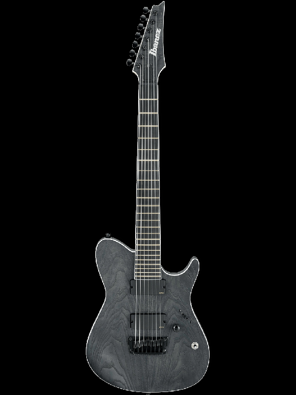 Ibanez FRIX7FEAH CSF 新品[アイバニーズ][Charcoal Stained Flat,黒,木目][Electric Guitar,エレキギター]