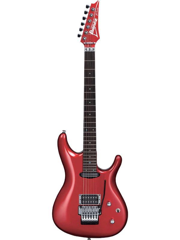 Ibanez JS24P CA(Candy Apple Red)- Joe Satriani Signature Model 新品[アイバニーズ][レッド,赤][ジョー・サトリアーニ][Stratocaster,ストラトキャスタータイプ][Electric Guitar,エレキギター]