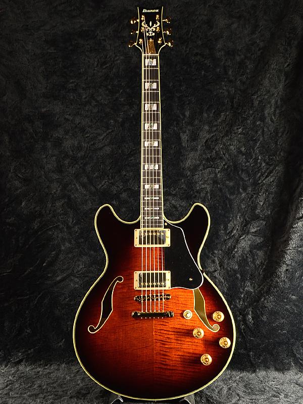 guitar planet brand new vt ibanez jsm100 john scofield signature ibanez flak john sco. Black Bedroom Furniture Sets. Home Design Ideas