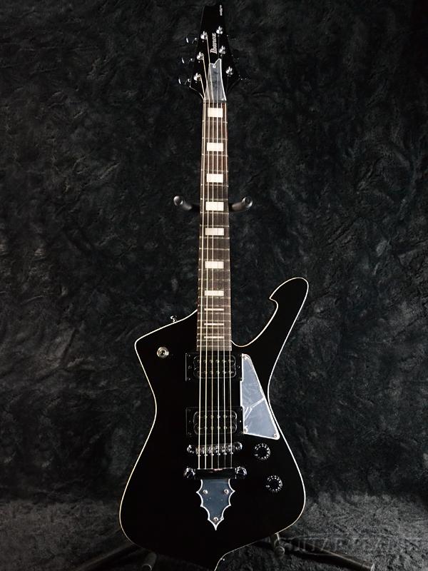 Ibanez Paul Stanley Signature miKro PSM10-BK 新品 [アイバニーズ][ポールスタンレー][KISS,キッス][Black,ブラック,黒][マイクロシリーズ][ミニギター][Electric Guitar,エレキギター]